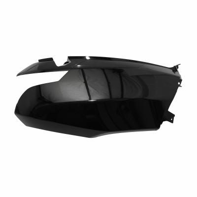 Coque arrière droite Peugeot 50 Vivacity 08- noir brillant