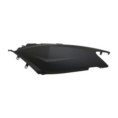 Coque arrière gauche Yamaha 500 Tmax 01-07 noir mat