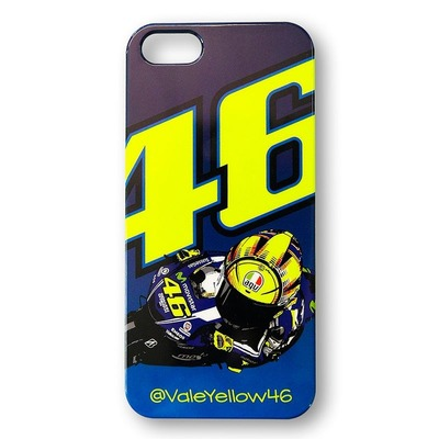 Coque iPhone 5/5S VR46 Valentino Rossi multicolore