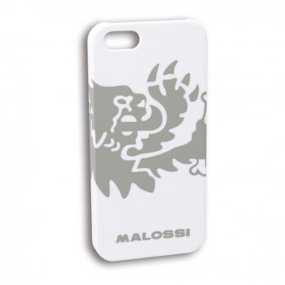Coque téléphone Malossi blanche Iphone 4/4S