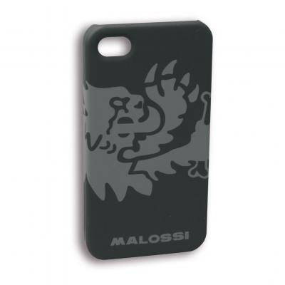 Coque téléphone Malossi blanche Iphone 5/5S