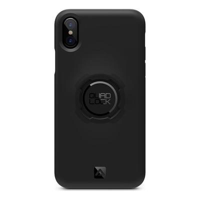 Coque téléphone Quad Lock avec fixation Iphone X / XS