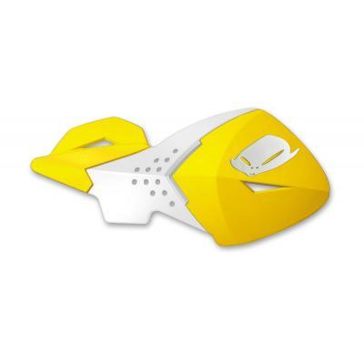 Coques de protège-mains UFO Escalade jaune (jaune RM 00-17)
