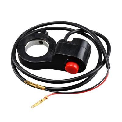 Coupe circuit Teknix universel noir