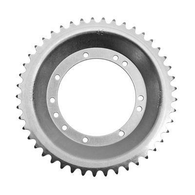 Couronne 1Tek origine Ø 94mm 45 dents 11 trous Peugeot 103 roue rayons