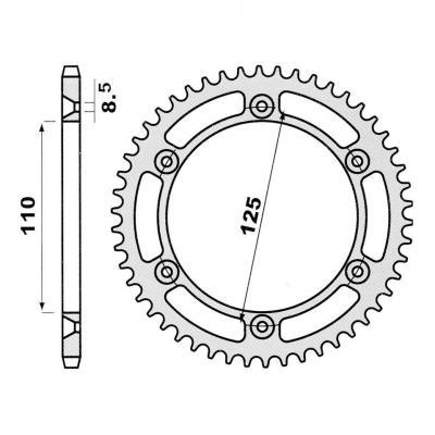 Couronne PBR 4364 Beta Rev 3/Techno 250