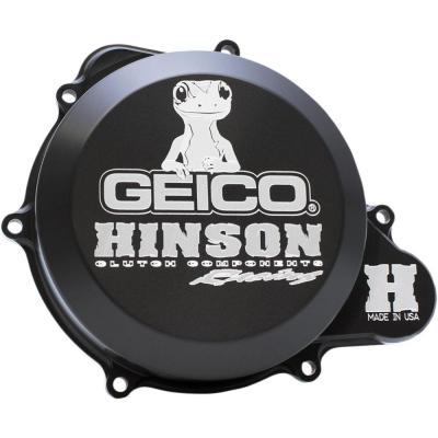 Couvercle de carter d'embrayage Hinson Geico Honda CRF 250R 10-17 noir