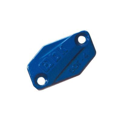 Couvercle de maître cylindre de frein Braktec bleu