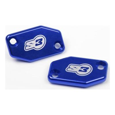 Couvercle S3 bleu pour maître-cylindre d'embrayage Braktec