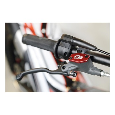 Couvercle S3 orange pour maître-cylindre de frein Braktec