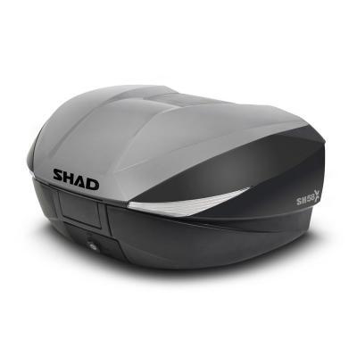 Couvercle Shad pour top case SH58X titane