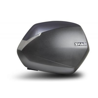 Couvercle top case SHAD SH36 Gris Foncé