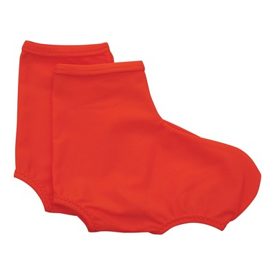 Couvre-chaussures été Newton Lycra orange