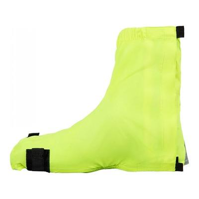 Couvre-chaussures imperméables Chiba Gamasche jaune fluo/reflex