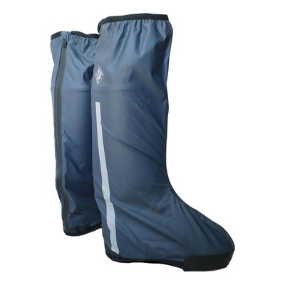 Couvre chaussures pluie vélo Tucano Urbano Hydrostretch Uose bleu foncé