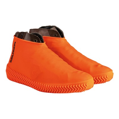 Couvre chaussures Tucano Urbano Footerine orange fluo