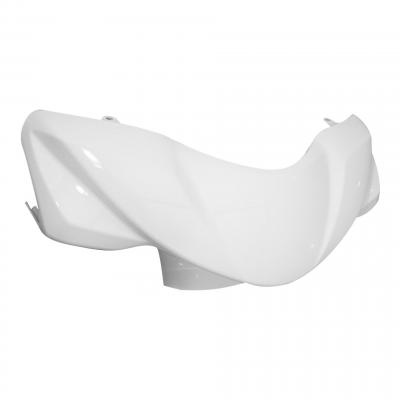 Couvre guidon MBK Ovetto / Yamaha neos 11- blanc brillant