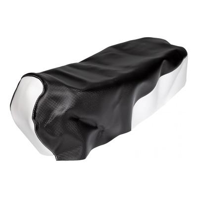 Couvre housse de selle noir/blanc pour BW'S / Booster 04-