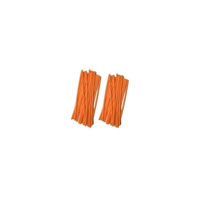 Couvres rayons YCF orange