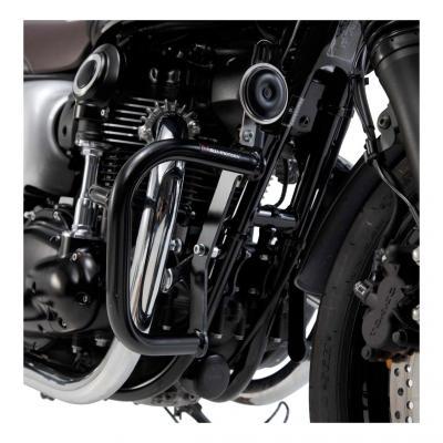 Crashbar noir SW-Motech Kawasaki W 800 Street / Cafe 19-20