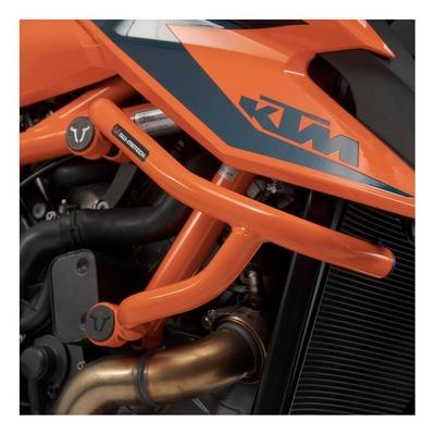 Crashbar orange SW-Motech KTM 1290 Super Duke R 19-20