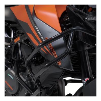 Crashbar supérieur noir SW-Motech KTM 390 Adventure 20-21