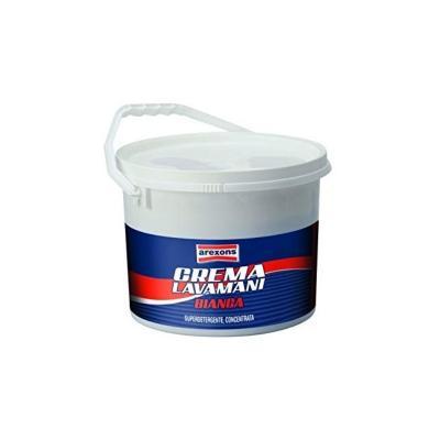Crème lave main Arexons blanche granuleuse 4 litres