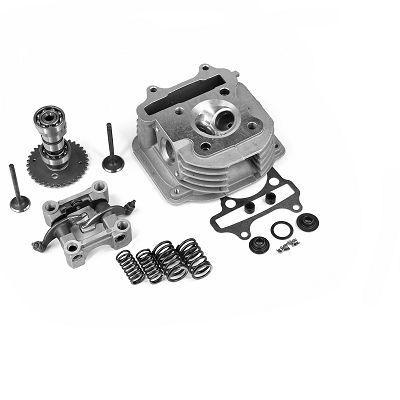 Culasse Complète adaptable GY6 125cc 4T 152QMI