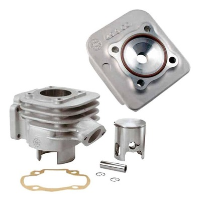 Cylindre culasse alu Doppler Booster/BWS/Stunt