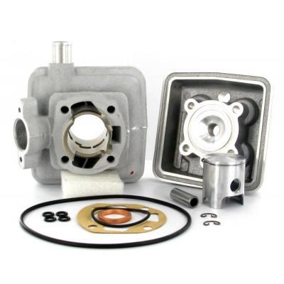 Cylindre culasse D.40 Doppler Alu ER1 103 Peugeot Lc 50cc