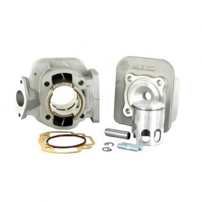 Cylindre culasse D.40 Doppler Alu S1R Booster 50cc