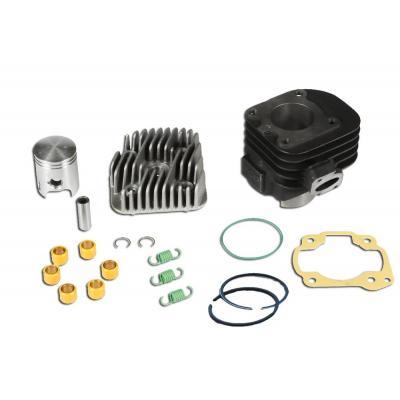 Cylindre Culasse D.40 Fonte Top Performances Keeway Focus