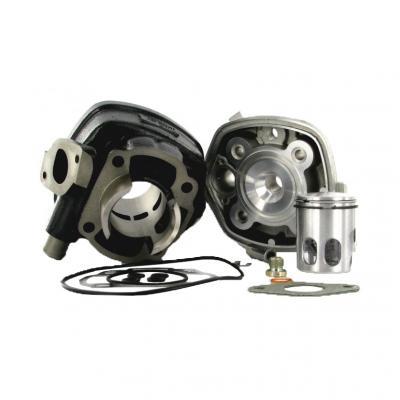 Cylindre Culasse D.40 Polini Fonte Nitro / SR / Aerox 50cc
