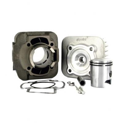 Cylindre Culasse D.40 Polini Fonte Typhoon / Ice / Vespa / Zip 50cc