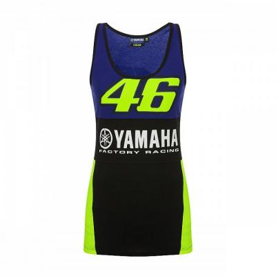 Débardeur femme VR46 Valentino Rossi Yamaha Dual Racing 2019