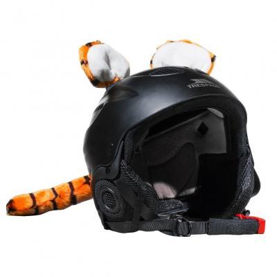 Décoration de casque Tigre