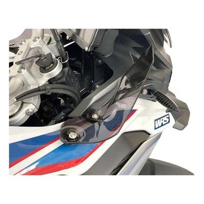 Déflecteurs d'air WRS fumé foncé BMW F 850/750 GS 18-20