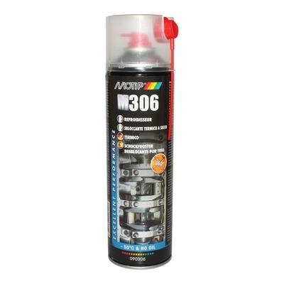 Dégrippant refroidisseur de pièce Motip M306 500ml