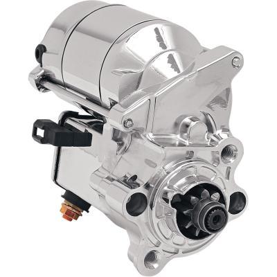 Démarreur électrique Drag Specialties Harley Davidson Sportster 86-20 haute performance 1,4 Kw chrom