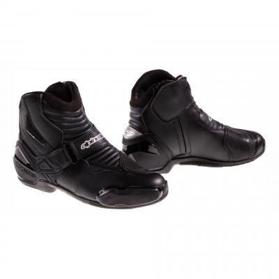 Demi-bottes Alpinestars SMX-1 R noir