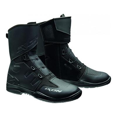Demi-bottes Ixon Kassius noir
