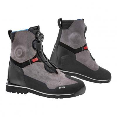 Demi-bottes Rev'it Pioneer H2O noir/gris