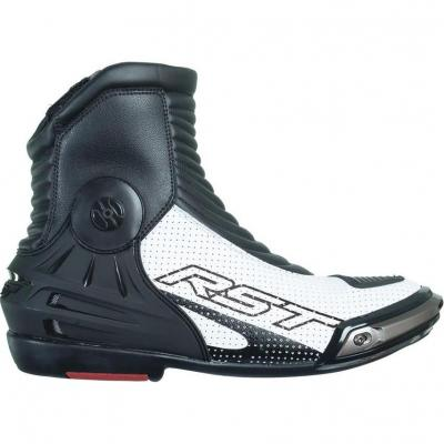 Demi-bottes RST Tractech Evo III Short CE blanc