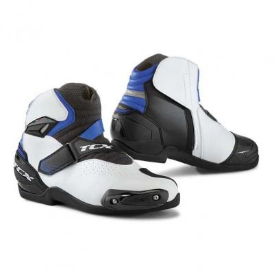 Demi-bottes TCX Roadster 2 Air noir/blanc/bleu