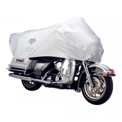 Demi housse custom UV2000 Nelson Rigg L grise