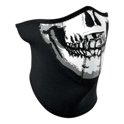 Demi-masque Zan Headgear 3 panel Skull