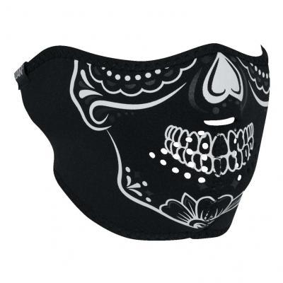 Demi-masque Zan Headgear Calavera Glow