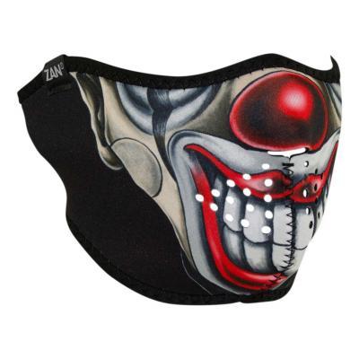 Demi-masque Zan Headgear Chicano clown