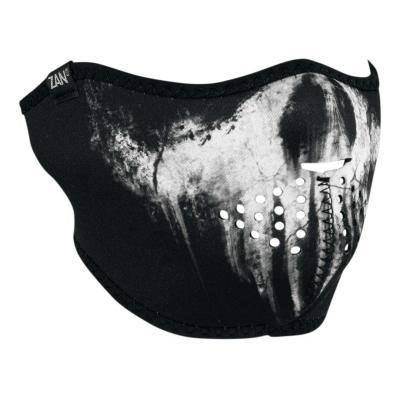 Demi-masque Zan Headgear Ghost skull