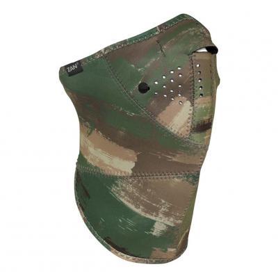 Demi-masque Zan Headgear Neo-X 3 panel camouflage